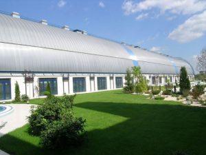 Ukraine Monitor Tennis Hall