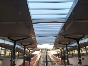 Butler Train Station